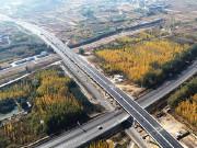 山前大道升级工程新进展 城西交通更加便捷