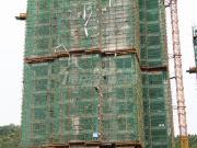 南充半山府邸8月施工进度:多栋楼即将封顶