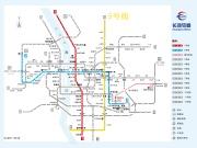 """地铁5号线拟2019年试运行 """"地铁盘""""或掀新一轮购房热潮!"""