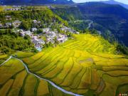 今年,贵阳将新建成30个富美乡村示范点