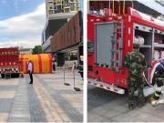 佳兆业物业集团(深圳)公司开展2018年下半年消防演习