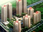 蓝海名都项目在售:方正蝶形建筑通透 均价10000元/平米