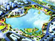 """成都又一""""巨无霸""""来了! 455亩菁蓉湖公园预计明年3月竣工"""