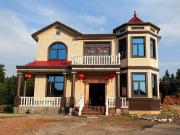 联祥康居轻钢别墅,建造美丽乡村,很有发展潜力