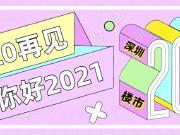 """2020深圳楼市账单出炉!""""打新、日光…""""你年度关键词是什么"""
