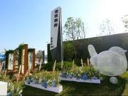 电建地产·洺悦御府营销中心盛大开放暨郅敏《天象》雕塑艺术启幕