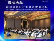五区叠加 深哈共融 哈尔滨新区产业经济发展论坛盛启巅峰对话