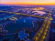 尖叫!泉州这座800亩湿地公园即将投入使用 约么?