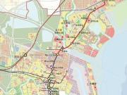 天津滨海轨道Z4线最新进展 某盘洋房现房即买即住