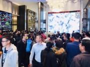 惠州再现千人挤爆售楼处!这次是中交香颂!