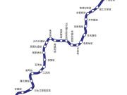成都地铁8号线工程最新进展! 一期全线共16个车站主体封顶