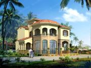 南国威尼斯城项目在售:地中海式住宅 总价约109万/套起
