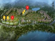 首创森林湖:复合型养生度假社区 总价约378万/套现房带装修