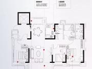 宽境四室 南向三卧室 全家畅享阳光生活