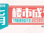 焦点月报 ▎深圳7月新房供应不足致成交乏软仅涨3.5%