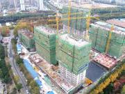 蓝天·尚东区工程进度 | 幸福渐近 , 家音可期 !