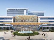 兰州市中医院异地新建项目施工方确定 11月开工2021年完工