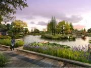 龙熙湖畔优势:堪比别墅级的居住环境