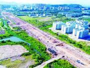 投资4.3亿金湾建新路 周边受益楼盘均价仅2万