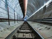 """成都地铁9号线新动向! 下穿高铁隧道""""心脏""""搭桥成功"""