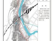 旗峰大道麻纺厂-G318虎岔口路段项目选址公示