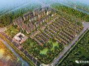 宝山信达泰禾上城院子,中式住宅,预计5 6月上市,