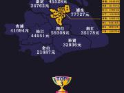 6月上海房价出炉!同为4字头房价的三区置业选哪里?