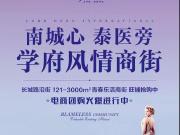 【泺亨国际】臻藏学府旺铺 抢占吸金先机