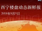 【8.9楼盘动态】西宁各区域楼盘动态最新播报