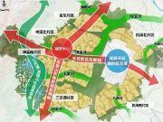 成都东进区域和东部新城规划来了 范围+定位看清楚!