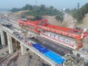 川南城际铁路又有新进展!泸州段土建工程贯通