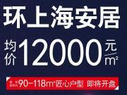 环沪安居昆山惊现1.2万/平好盘,预约启动,12.20日开盘