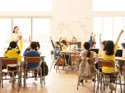 天誉青创优选社区教育,筑梦孩子美好未来!