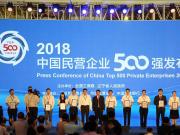 金科 | 蝉联中国民营企业500强,位列77位