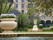 高新区邂逅法式园境 融创式美好如约绽放