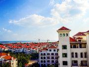 中南·森海湾将加推,目前价格待定,项目是一个海滩度假城邦