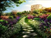 御泉花城·伴山伴墅,遇见醉美的风景