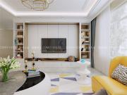 名辉豪庭现代风格装修效果图,环保