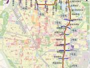 郑州地铁4号线确定下月开建 6盘直接受益