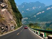 秦皇岛建78公里旅游大通道 七里海直达祖山