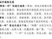 """爆料:秦皇岛也是有""""一环""""的 看看你家住几环"""
