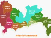 深圳未来呈多中心格局 龙岗坪山光明可上车
