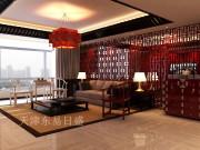 富力城•华庭3室1厅2卫165㎡中式