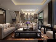 万通新城国际5室3厅4卫304㎡现代简约