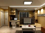 嘉特美公馆1室1厅1卫40㎡现代简约