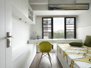 曼哈顿公寓(花样年花郡)2室1厅1卫90㎡简约