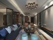 天悦城2室2厅1卫71㎡中式风格