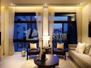 现代花园-2室2厅1卫-119㎡现代简约风格装修案例