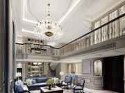 佘山东紫园4室2厅2卫400㎡欧式现代北欧