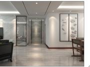 保利罗兰香谷(保利紫荆香谷)3室2厅2卫128㎡现代